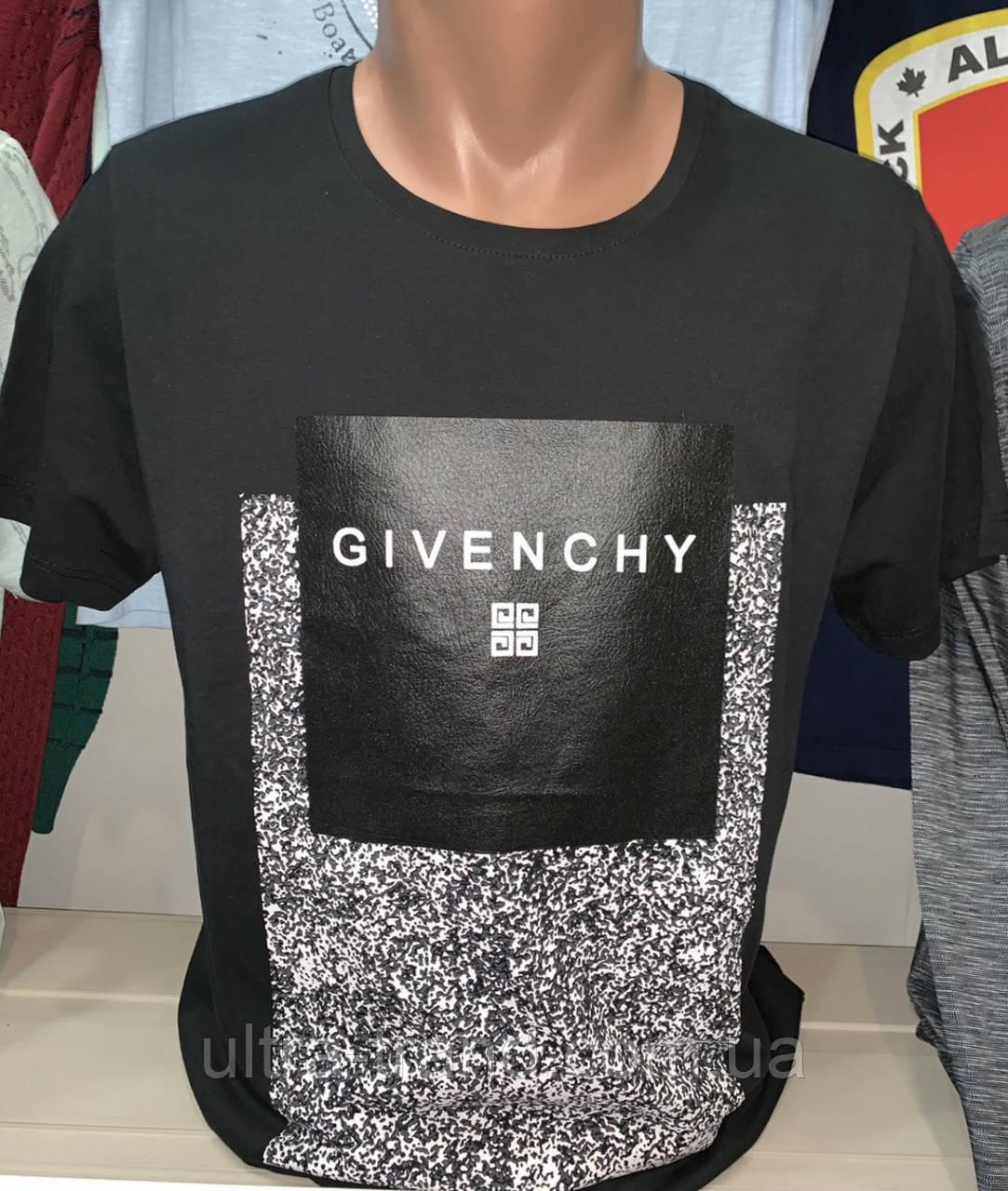 Мужские турецкие хлопковые футболки Givenchy