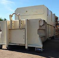 Мобильный пресс-контейнер 20 куб/м для вторсырья