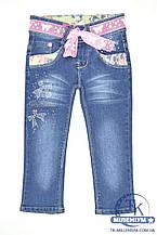 Good$Lucky Брюки джинсовые для девочки стрейчевые рост 74-86 A813 Размер:74