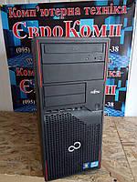 Системный блок Fujitsu Esprimo P710 E85+ / Intel Core i7-2600 \ 4 ГБ ОЗУ DDR3 \ 320 HDD \ 1Gb 128bit