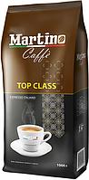 Кофе в зернах Martino Caffe Top Class 1 кг.