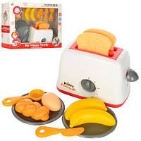 Набор кухонной техники, тостер, механическая, продукты, тарелка, 5231A