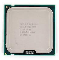 """Процессор Intel Pentium Dual-Core E6300 Б\У """"Over-Stock"""""""