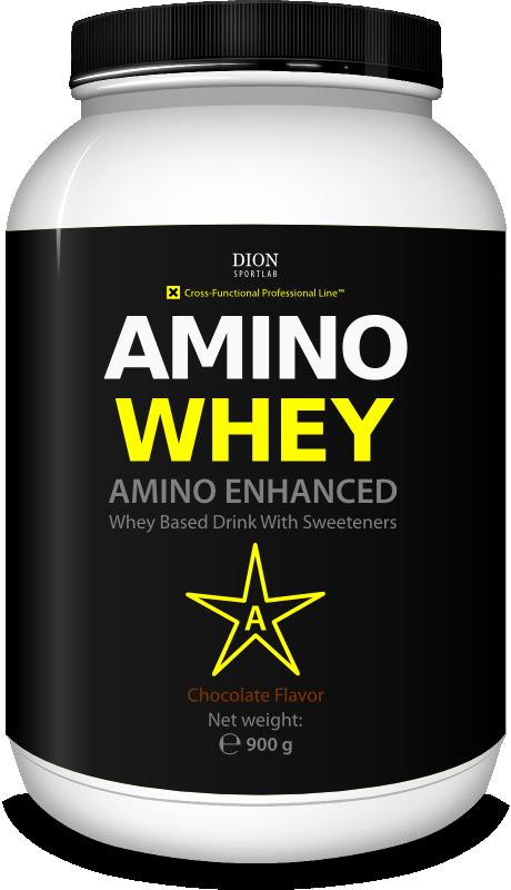 Протеин Dion Sportlab Amino Whey 300g