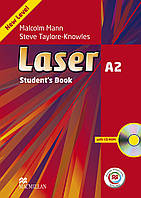 Laser A2 Third Edition Student's Book and CD-ROM + MPO, фото 1