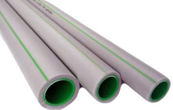 Труба ASG ПН 20  40х6,7 Green pipe