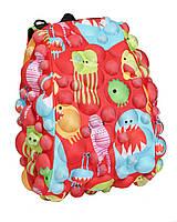 Рюкзак детский MadPax M/MON/RED/HALF, 16л