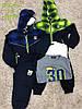 Трикотажный костюм 3 в 1 для мальчика оптом, S&D, 1-5 лет,  № CH-5729