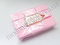 Салфетки безворсовые розовые 1000шт YRE