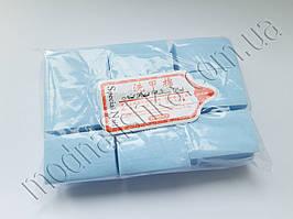 Салфетки безворсовые синие 1000шт YRE