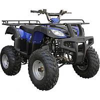 Квадроцикл (Спарк) Spark SP150-4 (цвет черный, синий)