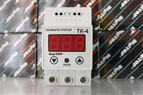 Терморегулятор ТК-4 одноканальный digiTOP