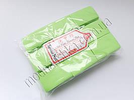 Салфетки безворсовые зеленые 1000шт YRE
