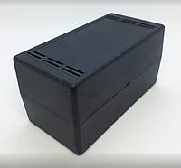 Корпус N8BBW для електроніки 134х70х70 з вентиляцією, фото 1