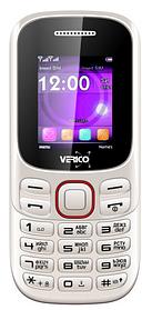 Мобильный телефон Verico A182 White-Red Гарантия 12 месяцев