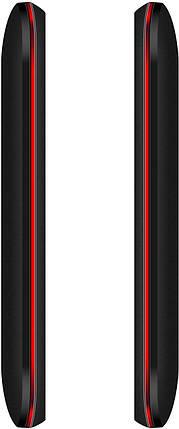 Мобильный телефон Verico B241 Black-Red Гарантия 12 месяцев, фото 2