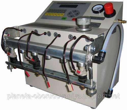 Sprint 6 - Установка для промывки инжекторов
