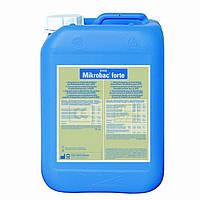 Микробак® форте (Mikrobac® forte) cредство для дезинфекции и очистки поверхностей, 5л