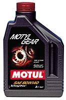 Трансмиссионное масло MOTUL Motylgear 80W-140 2л