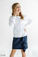 Блуза оригінального крою / Блуза оригинального кроя