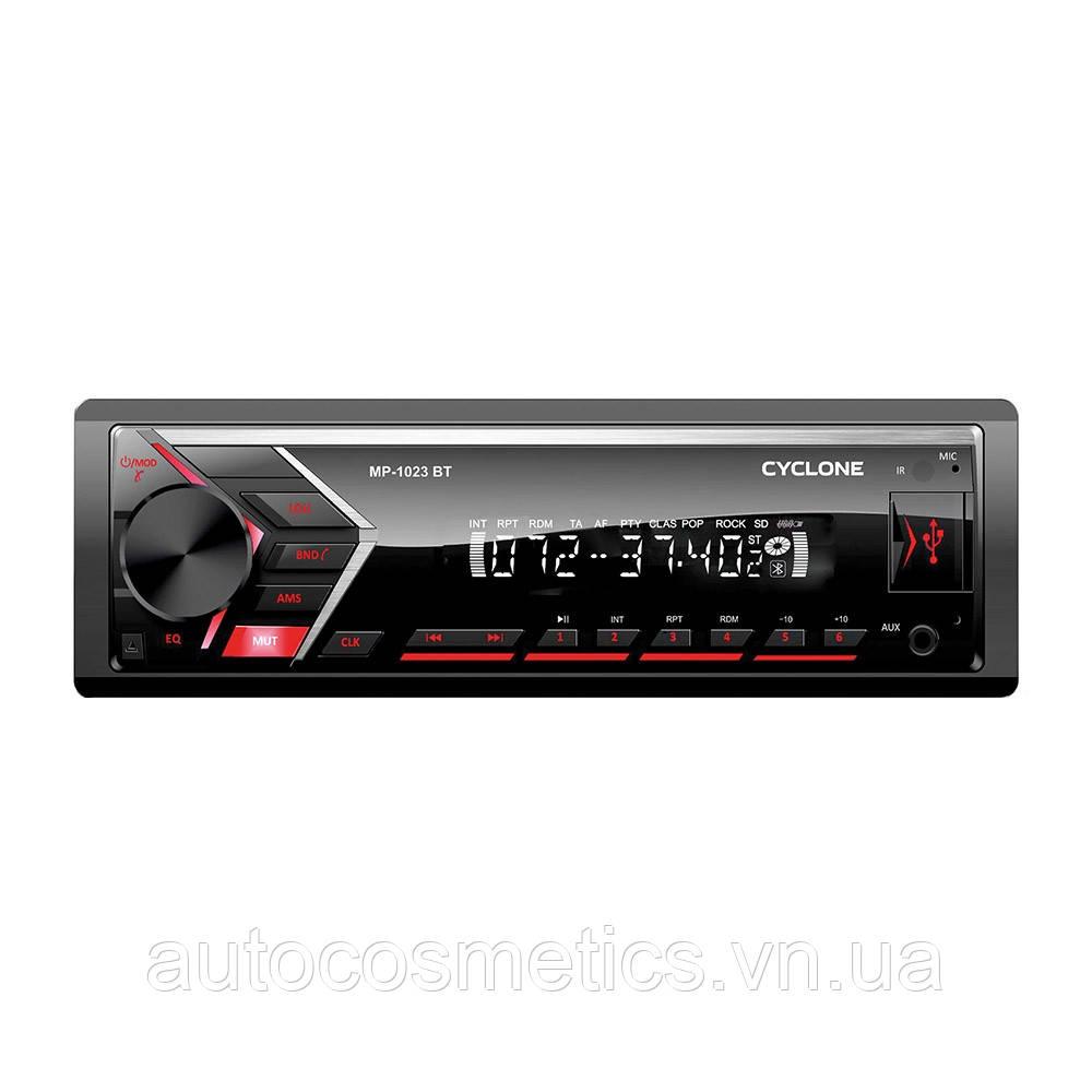 АВТОМАГНИТОЛА CYCLONE MP-1023R BT