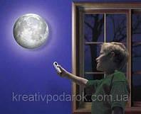 Healing Moon. Светильник ночник в виде луны.