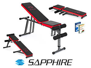 Скамья для пресса Sapphire XG-020