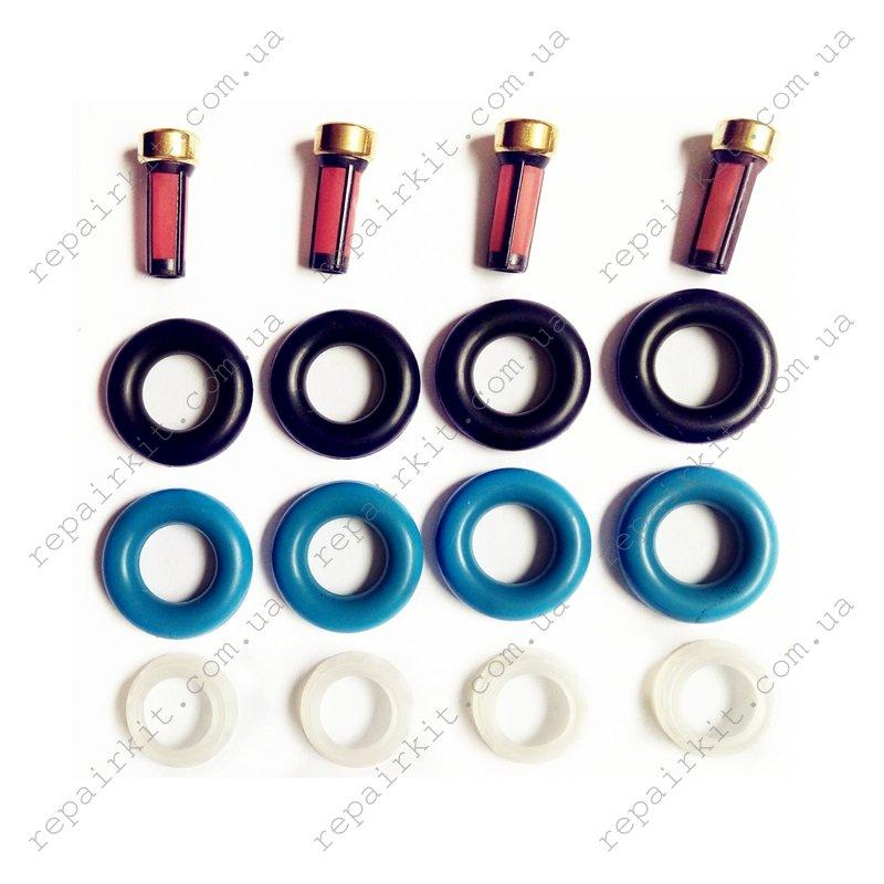 Ремкомплект форсунки впрыска топлива Mazda 6 0280156154, 0586156156