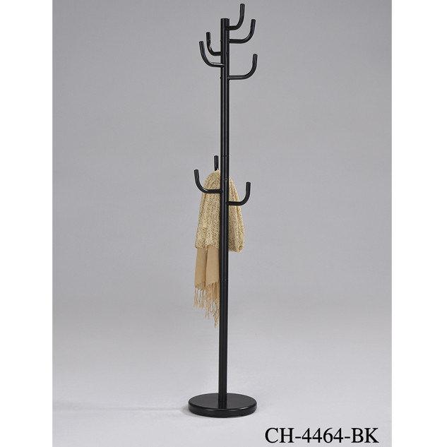 Вешалка для одежды напольная Onder Metal CH-4464-BK черный