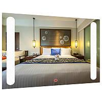 Зеркало прямоугольное с LED подсветкой SmartWorld Astreya 100x120x3 см (1015-d191-100х120х3)