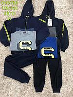 Трикотажный костюм 3 в 1 для мальчика оптом, S&D, 116-146 см,  № CH-5786