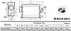 Канализационная станция Sprut WCLift 400/3 для санузлов 0.4кВт Hmax6м Qmax145л/мин, фото 4
