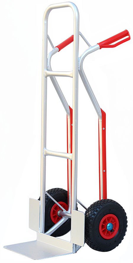 Транспортная тележка алюминевая 200 kg