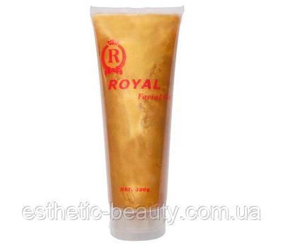 """Золотий багатофункціональний гель """"Royal Facial Ge GOLD"""" для обличчя і тіла."""