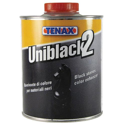 Востанавливающая цвет пропитка для черного Натурального камня Uniblack-2 (250мл)