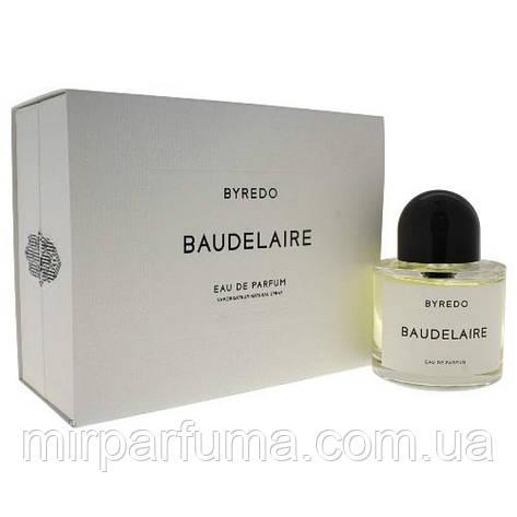 Парфюм для мужчин Byredo Baudelaire  Буредо 100 мл, фото 2