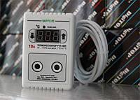 Терморегулятор  РТУ-10/П-NTC розеточного типа