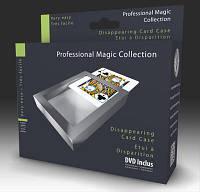 """Фокус """"Oid Magic"""", """"Исчезающая коробка для колоды карт"""""""