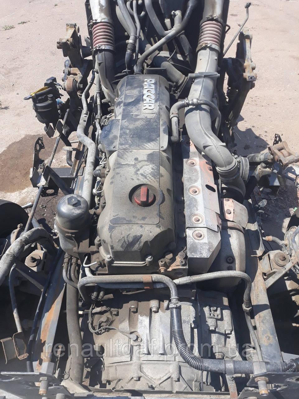 Двигатель DAF XF 105.460 MX 340S2 Euro 5 Б/У