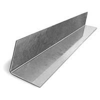 Уголок алюминиевый АД31 1.5х20x8