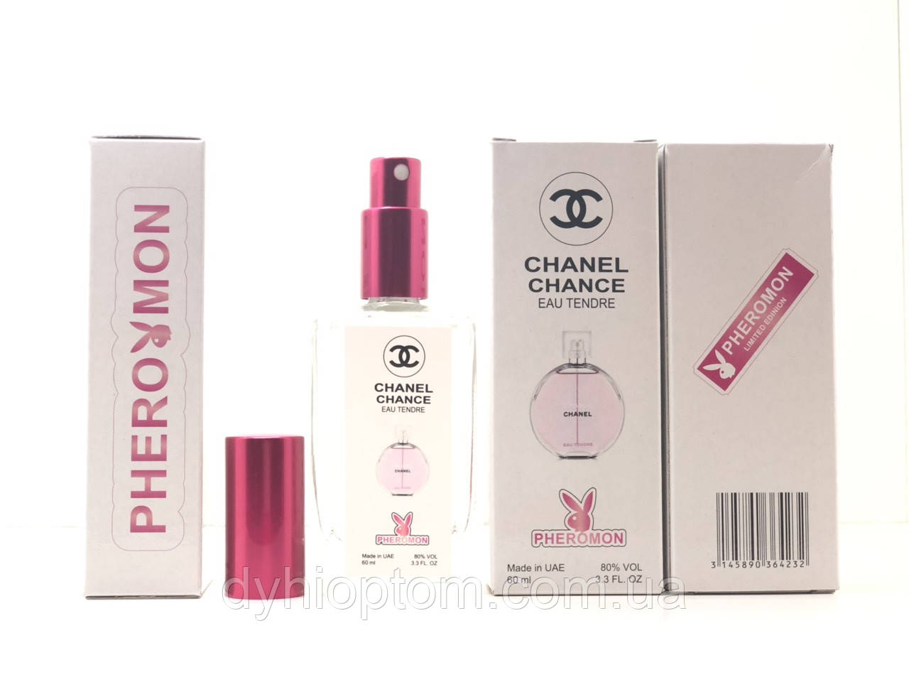 Женский парфюм Chanel Chance Eau Tendre, 60 ml