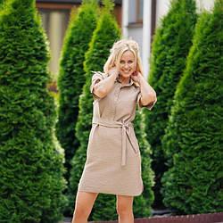 Платье - рубашка Bonnie