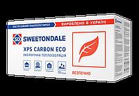 Плиты пенополистирольные экструзионные CARBON ECO TB 1180*580*100-L (2*50) (уп.4 шт), фото 1