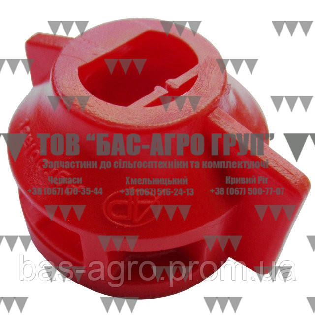 Гайка байонетная форсунки красная ARAG 08 (224699) 0-103/08_CZ Agroplast