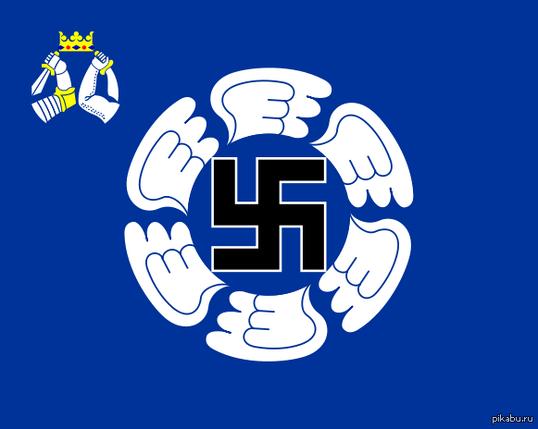 Флаг ВВС Финляндии, фото 2