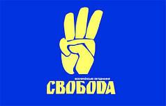 Флаг Политической Партии Свобода