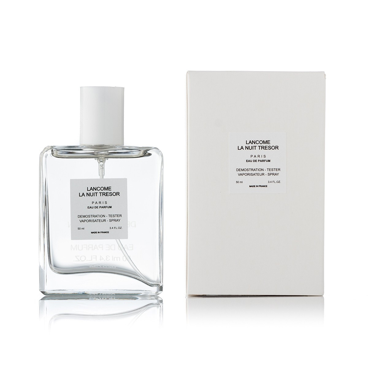 Lancome La Nuit Tresor - White Tester 50ml