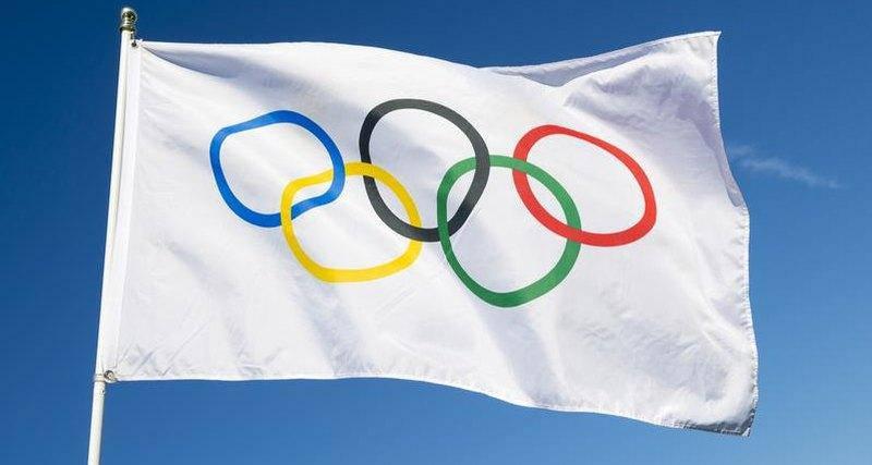 Флаг Олимпиады, фото 2