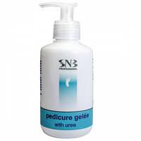 Желе для педикюра с мочевиной для удаления грубой кожи - SNB Professional Pedicure Gelee with Urea 250 мл
