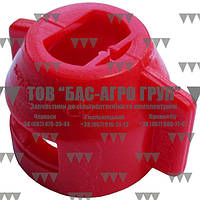 Гайка байонетная форсунки красная RAU 07 (224743) 0-103/07_CZ Agroplast